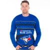 MLB TO Blue Jays Light Up Sweater Front
