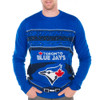 MLB TO Blue Jays Light Up Sweater Close Up