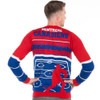 NHL Montreal Canadiens Light Up Sweater - Back