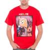 Rudolph & Hermey #Selfie T-Shirt Torso View