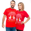 Fortnite Before Christmas Couple T-Shirt