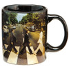 The Beatles Abbey Road  Ceramic Mug Front View