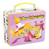 The Beatles Yellow Submarine Tin Tote Back View