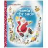 Disney Santa's Toy Shop Golden Book