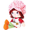 """13"""" Strawberry Shortcake Unboxed Sitting View"""