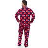 Montreal Canadiens 2-Piece Christmas Pajamas - Rear