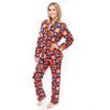 Edmonton Oilers Pajamas on her