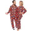 Couple's Edmonton Oilers Pajamas