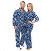 Toronto Maple Leafs 2-Piece Cozy Christmas Pajamas - Couple
