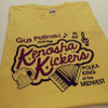 Gus Polinski and the Kenosha Kickers T-Shirt - Flat