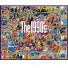 The 1990's - 1,000 piece Jigsaw Puzzle