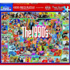 The 1990s 1000pc Jigsaw Puzzle by White Mountain