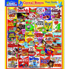 Classic Cereal Boxes - 1,000 Piece Puzzle by White Mountain