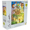 Above the Clouds Holographic Jigsaw Puzzle