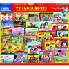 TV Lunch Boxes 1000pc Jigsaw Puzzle by White Mountain