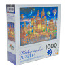Downtown Palace Holographic Jigsaw Puzzle