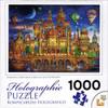 Holographic Jigsaw Downtown Palace  Box