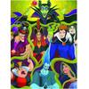 Disney Villains 5 in 1 Puzzle pack Villain Collage