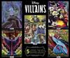 Disney Villains 5 in 1 Puzzle pack box