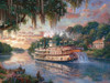 The River Queen Puzzle by Thomas Kinkade