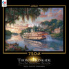Thomas Kinkade The River Queen Puzzle Box