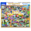 The New Millennium Jigsaw Puzzle by White Mountain