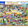 The New Millennium 1000pc Jigsaw Puzzle by White Mountain