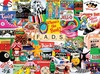 Fads Jigsaw Puzzle by White Mountain