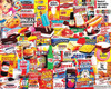 Things I Ate as a Kid Jigsaw Puzzle by White Mountain