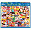 Things I Ate as a Kid Jigsaw Puzzle by White Mountain Box