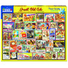 Great Old Ads 1000 Piece Puzzle by White Mountain Box