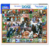 World of Dogs Puzzle by White Mountain Puzzles