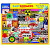 Baby Boomers 1000 Piece Puzzle by White Mountain Box