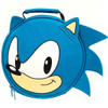 SEGA Sonic the Hedgehog Face Lunch Box Front View