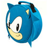 SEGA Sonic the Hedgehog Face Lunch Box Side View
