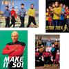 Star Trek Magnets