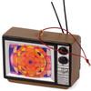 Retro CBC Gem Logo TV Christmas Ornament