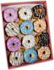 A Dozen Doughnuts Ornaments box