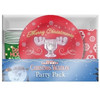Christmas Vacation 60-Piece Tableware Party Pack