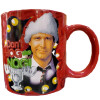 Don't Hog the Nog Christmas Vacation 20 oz Ceramic Mug