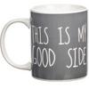 Mandalorian The Child 12 oz ceramic mug