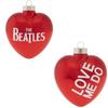 The Beatles Love Me Do Ornament