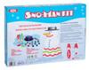 Sno-Man Kit back