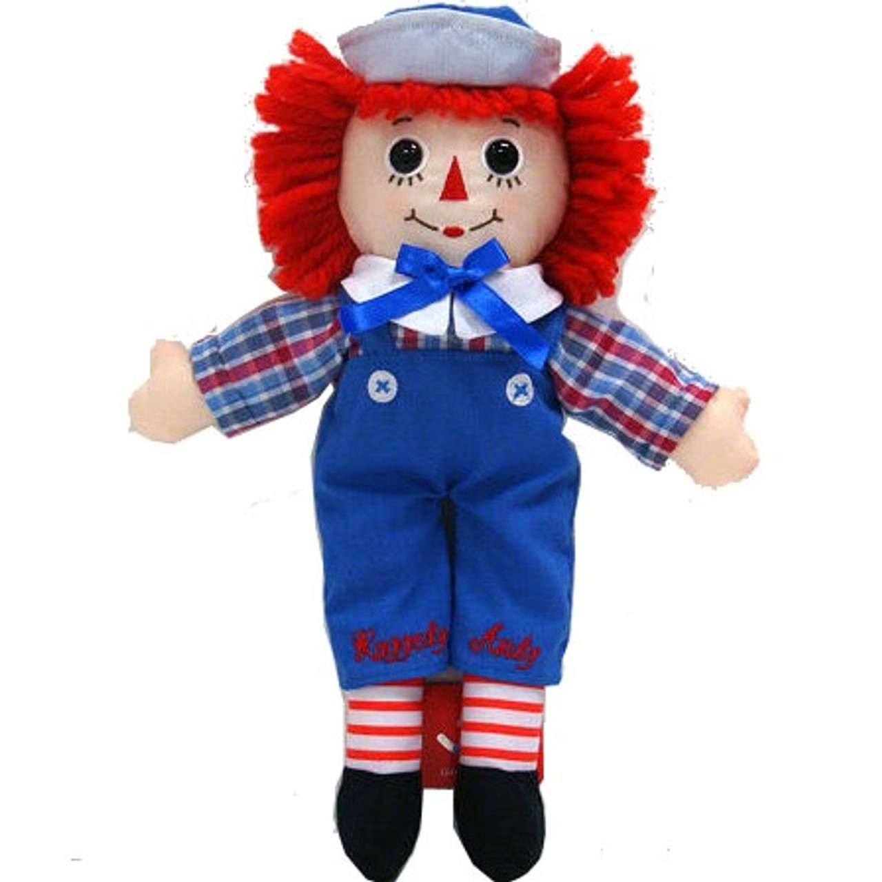 """12"""" Classic Raggedy Andy Doll"""