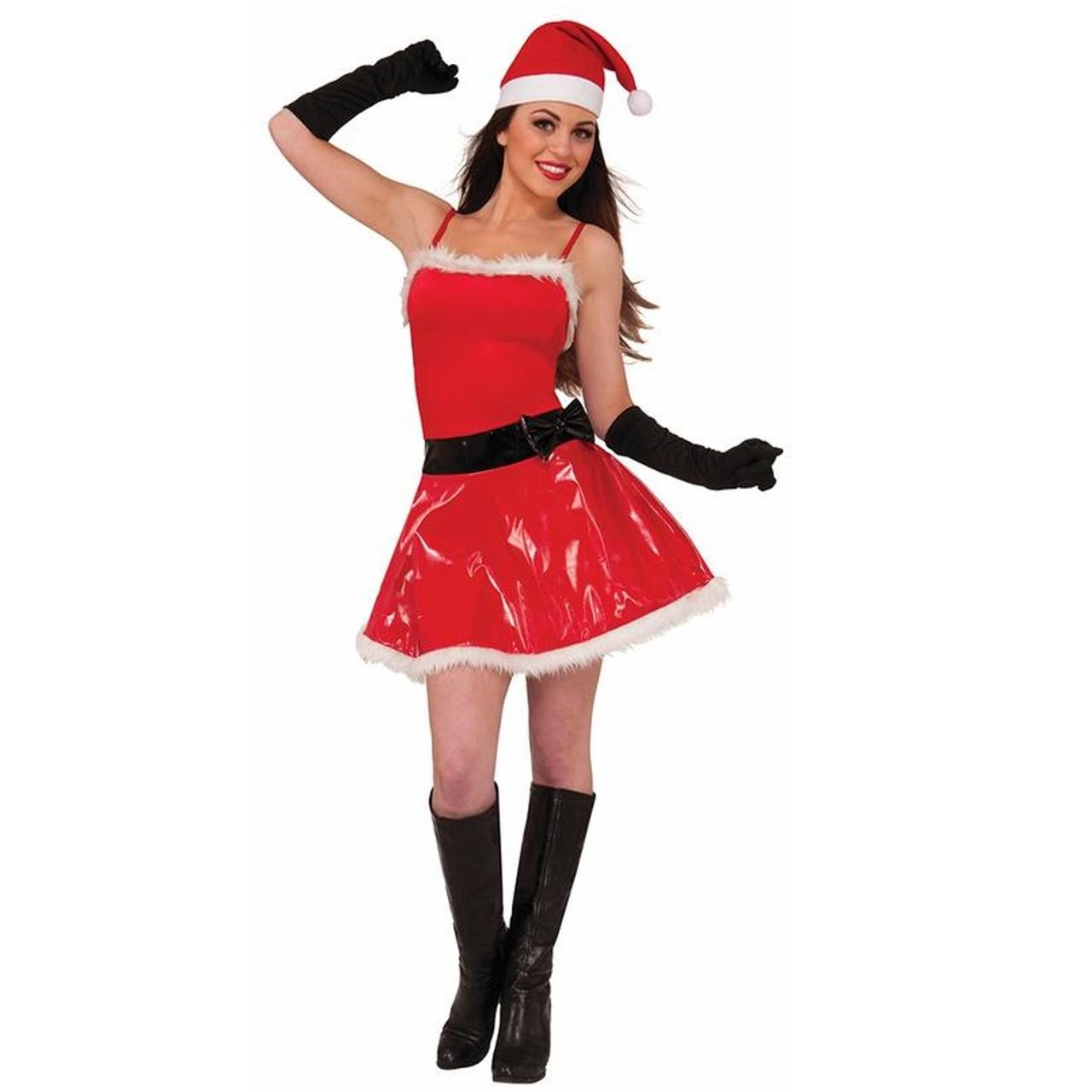 Sexy Santa Costume Mean Girls Movie Retrofestiveca