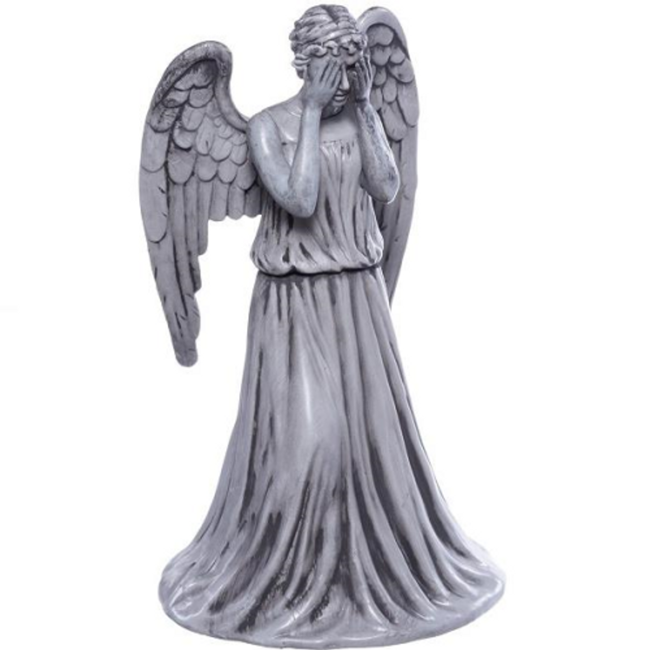 Doctor Who Weeping Angel Tree Topper