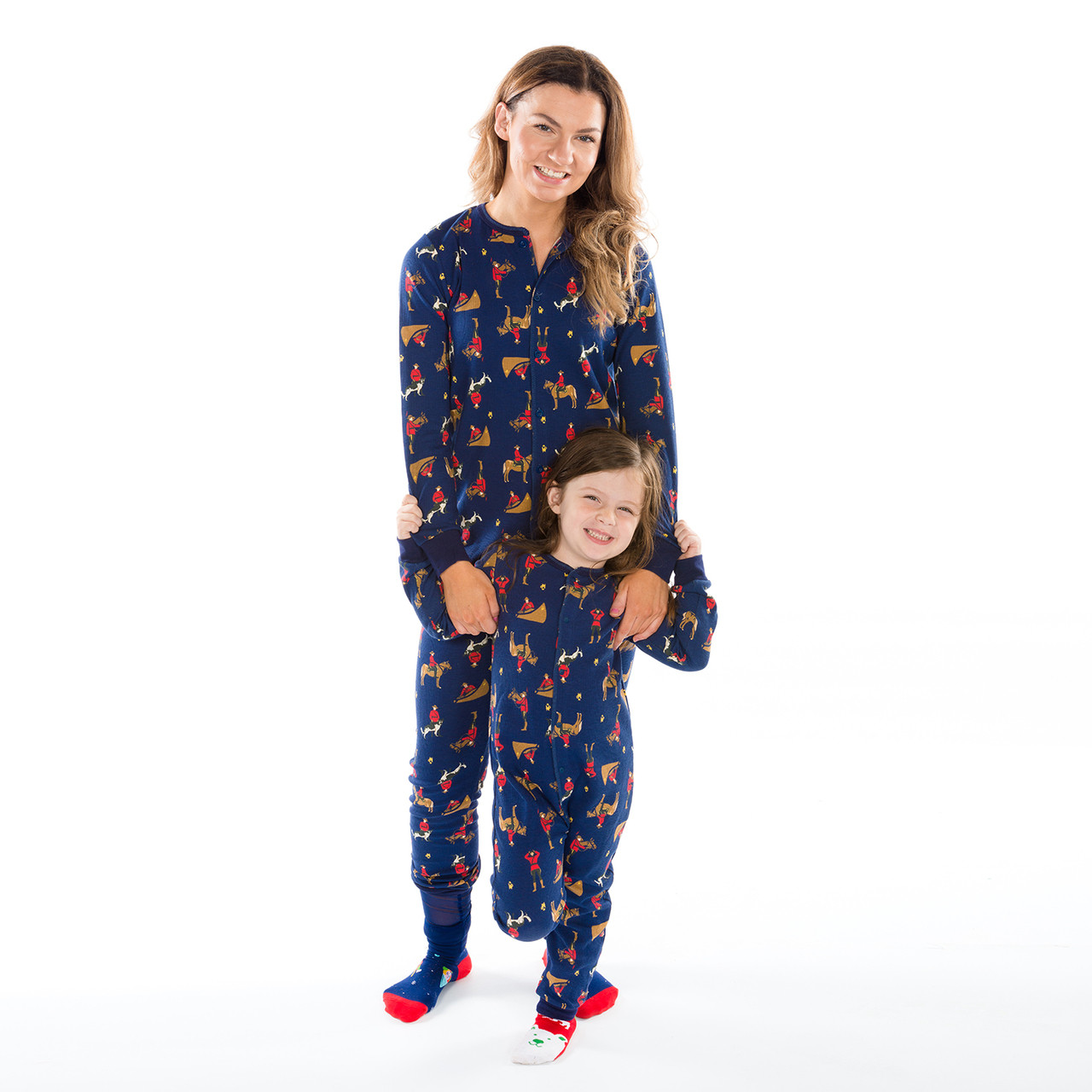 78336bf685eb Action Mountie Canadian Onesie by Hatley