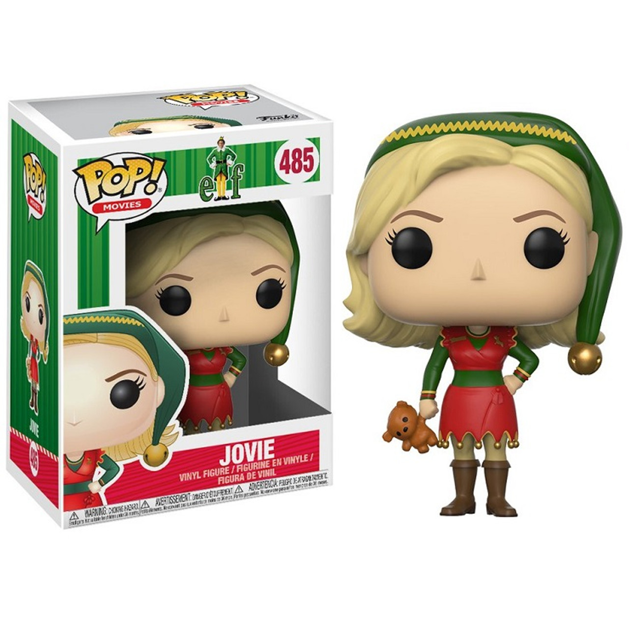 Elf the Movie Jovie Pop! Vinyl Figure by Funko 21379