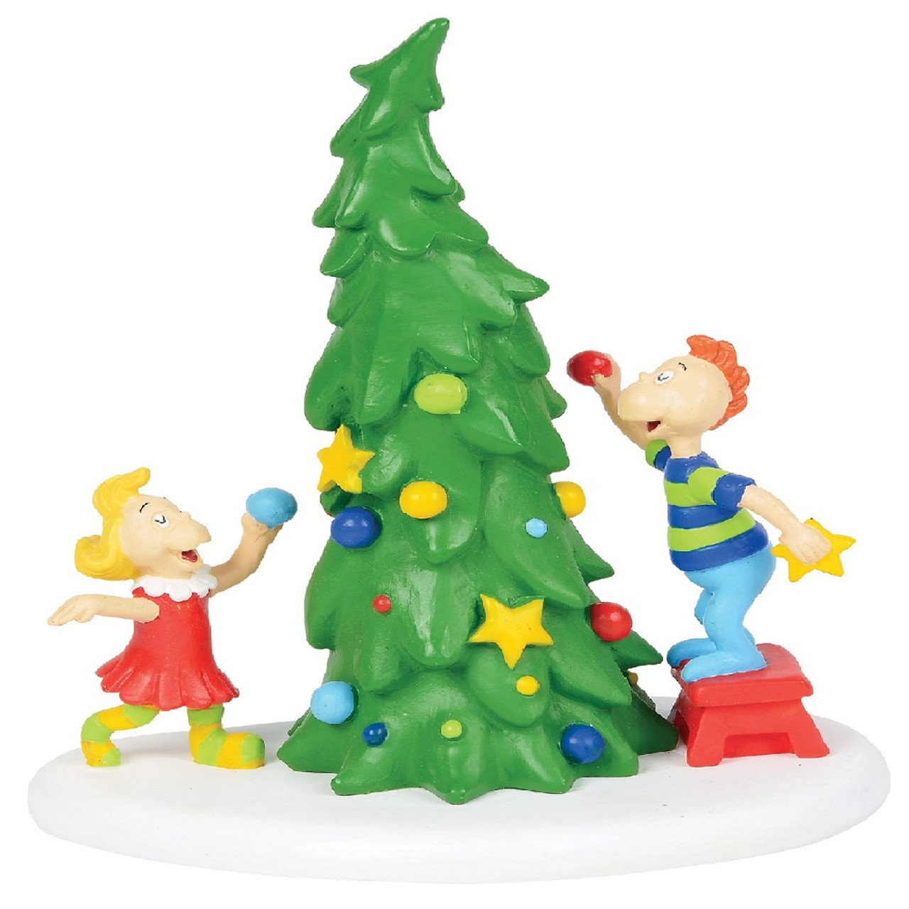 Department 56 Christmas Tree.Department 56 Who Ville Christmas Tree