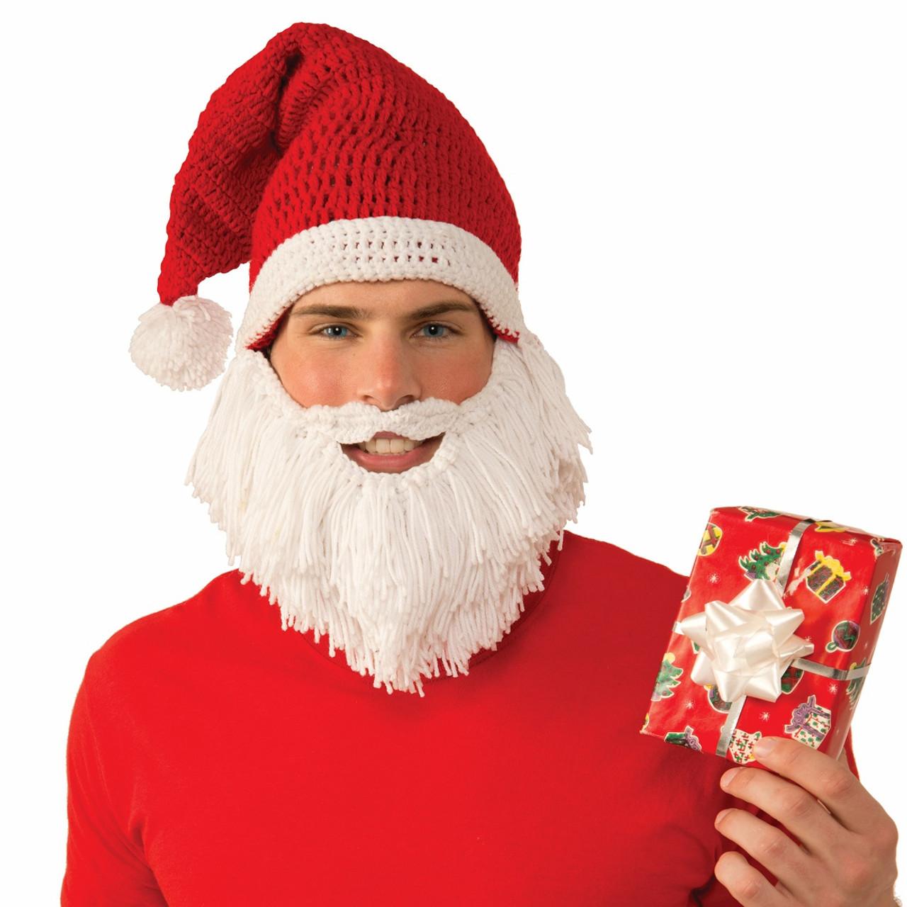 e85a7f1e264d6 Knitted Santa Hat